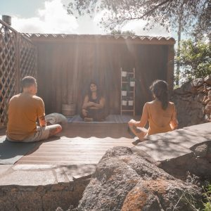yoga retreat sardegna