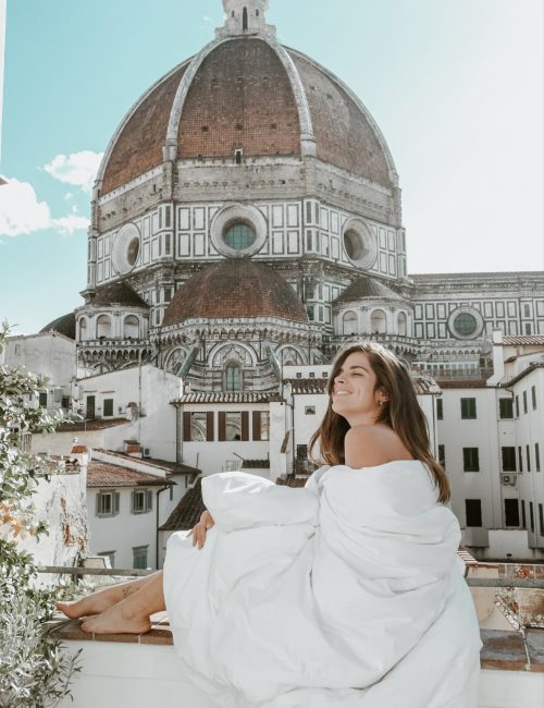 dormire a Firenze vista duomo