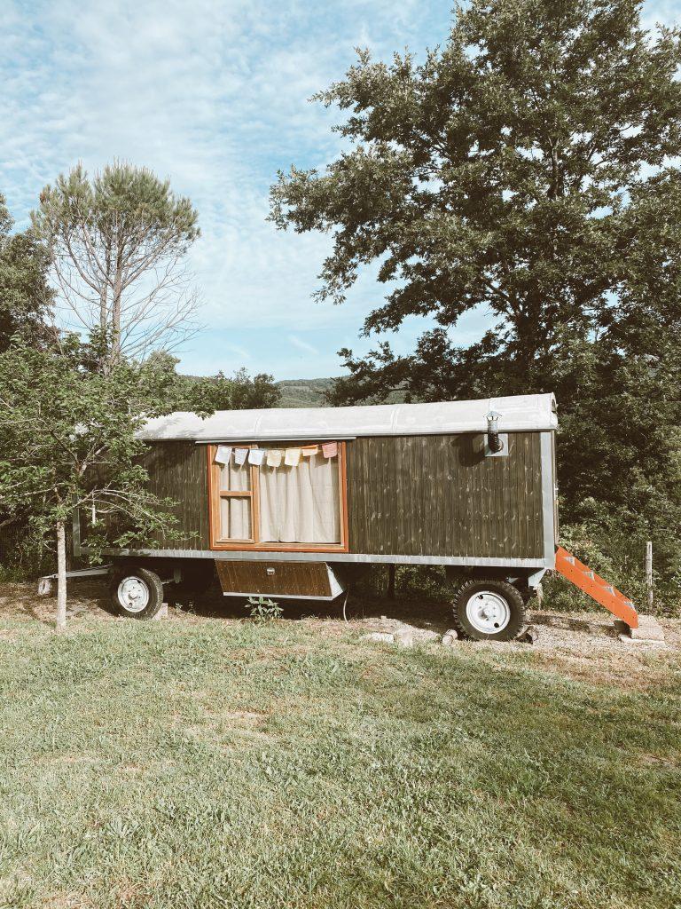 Wheel House in toscana alloggi particolari