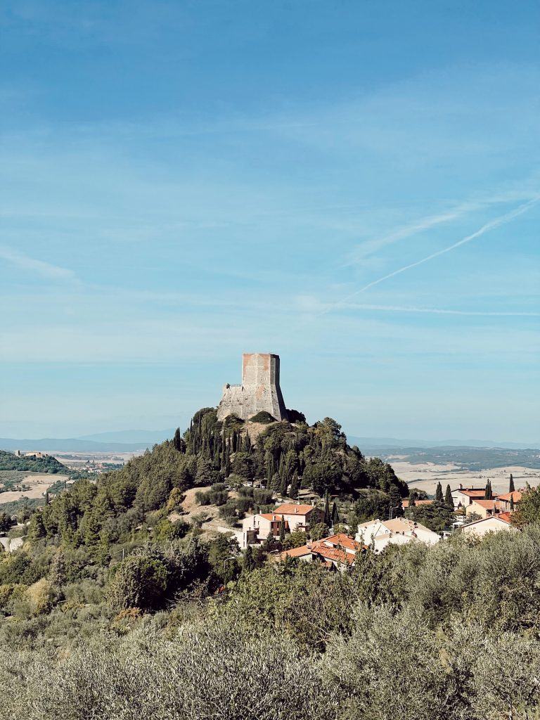 ROCCA D'ORCIA