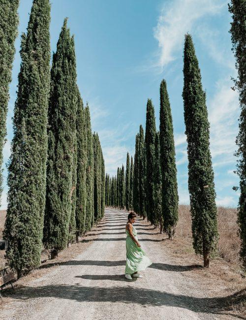 VAL D'ORCIA posti più instagrammabili